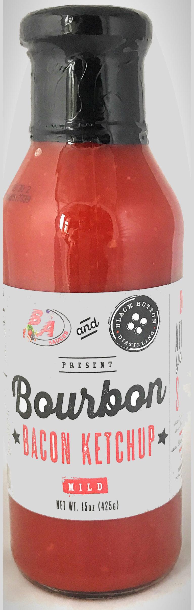 Bourbon-Bacon-Ketchup