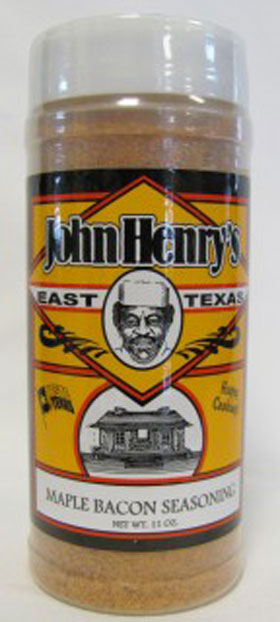 John Henry's Maple Bacon Seasoning