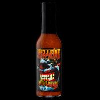 Hellfire Evil Bastard Hot Sauce